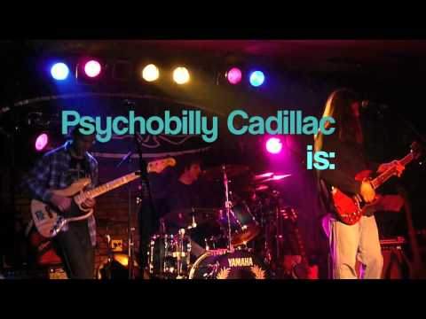 Psychobilly Cadillac- Out of Mind