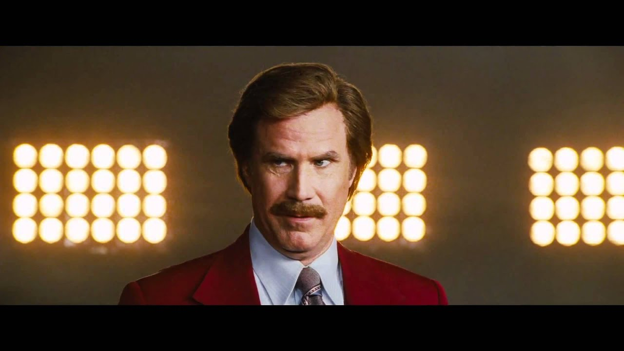 Movie Trailers:  Anchorman: The Legend Continues (2013)