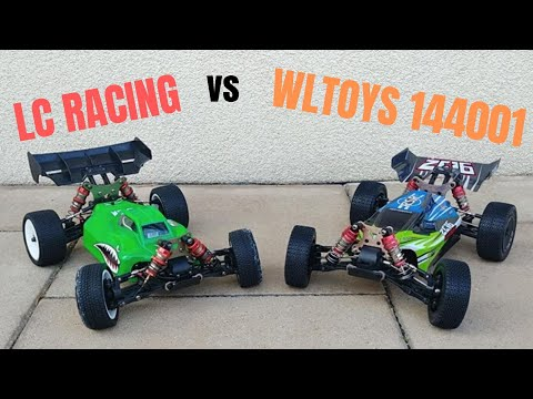 Lc Racing vs Wltoys 144001