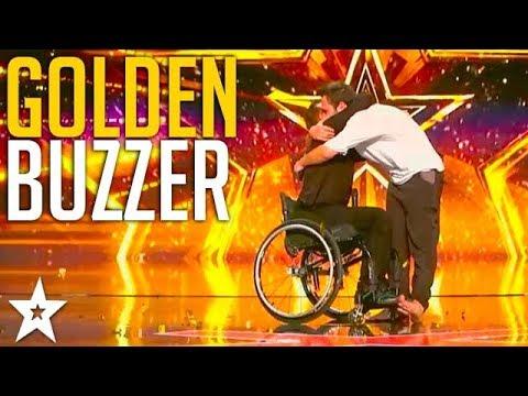 BEST EMOTIONAL DANCE AUDITION on France's Got Talent | Got Talent Global