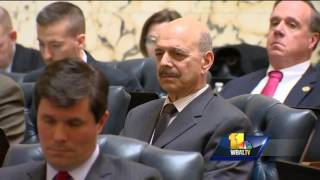 Video: Delegate admonished for using position to influence legislation
