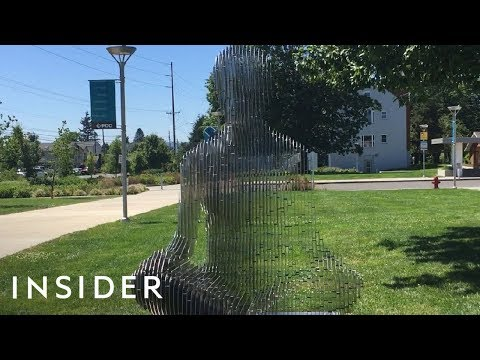 Disappearing Sculptures Vanish Before Your Eyes