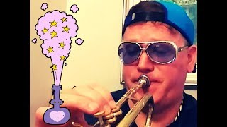 Jazz Trumpet Lesson I DREAM OF JEANNIE in all 12 keys by Kurt Thompson