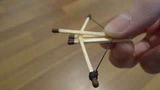 3 Genius Life Hacks with matches