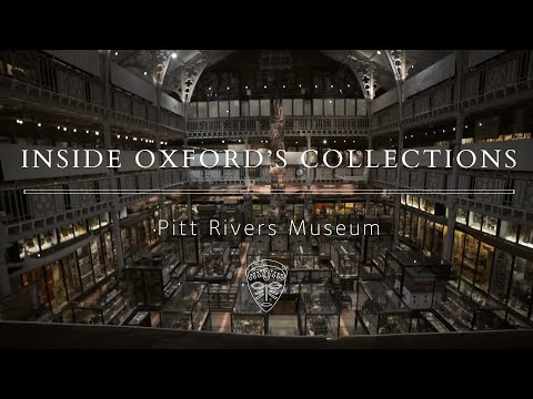 Inside the Pitt Rivers Museum