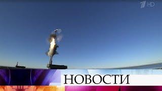 В Арктике на учениях моряки Северного флота впервые применили береговой ракетный комплекс «Бастион».
