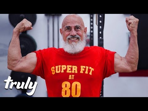 80 Year Old Crossfit Fanatic