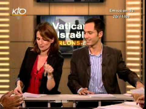 Vatican-Israël