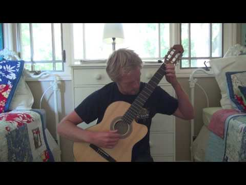 Tango en Skai by guitarist/composer Roland Dyens.