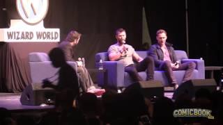 Chris Hemsworth Describes Thor 3: Ragnarok