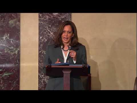 Senator Harris' floor speech on passing the Dream Act