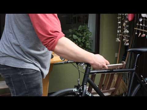 So montieren sie Fahrradgriffe