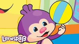 Lernspaß - Lerne die Gegenteile | Fisher-Price Deutsch | Kinderlieder | Cartoons für Kinder