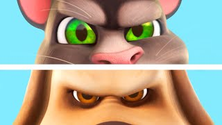 Talking Tom and Friends - Couples Clash (Part 1)   Season 2 Episode 4