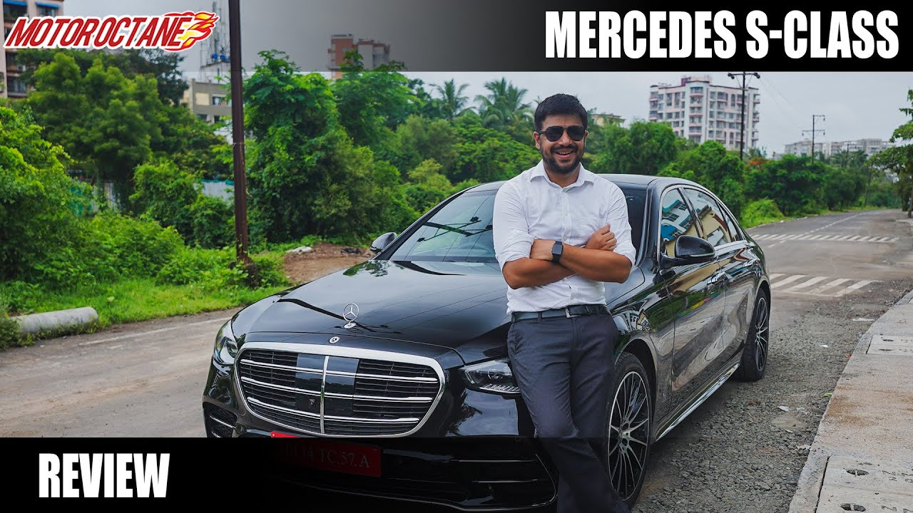 Motoroctane Youtube Video - New Mercedes S-Class Review - Class Apart