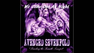 Avenged Sevenfold - We Come Out At Night Instrumental (Cover)