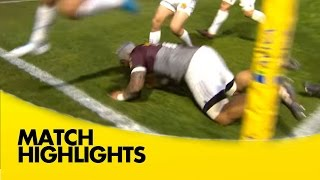 VIDEO Watch official Premiership Rugby highlights of Harlequins Rugby Union v Exeter