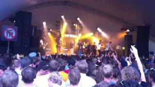 Chef'Special Biggest monkey @ Lowlands 2011 HD