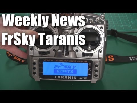 weekly-news-and-the-frsky-taranis