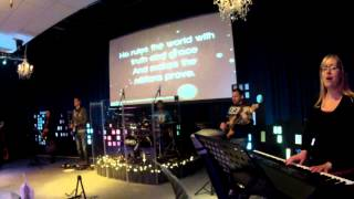Joy to the world (Chris Tomlin) - Live worship