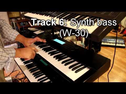 The Korg DW-8000 Synthesizer – Synthtopia