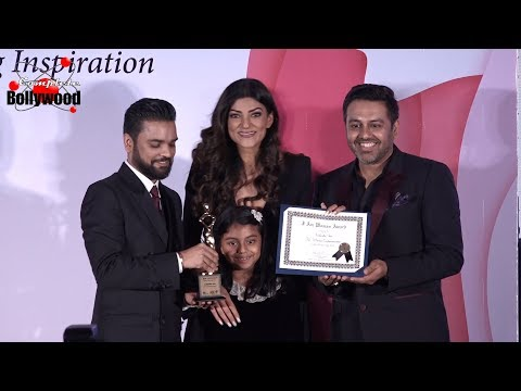 Sushmita Sen, Madhoo Shah & Others At 'I Am Woman Awards 2018'
