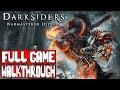 Darksiders Full Game Walkthrough No Commentary darkside