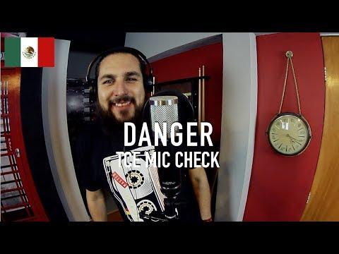 Danger ( Alto Kalibre ) - Moebius [ TCE Mic Check ]
