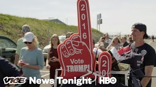 America First | VICE News Tonight's Special Report On Trump's First Year (Trailer)