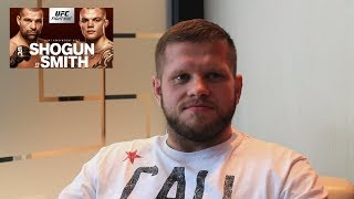Marcin Tybura: M-1 Global Partnering With UFC Is A Good Thing l Pre Fight UFC Hamburg