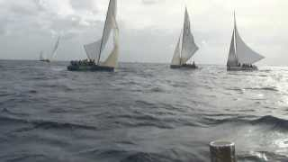 preview picture of video 'Snipet #Anguilla Boat Race 2013'