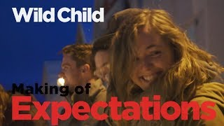 "The Making of ""Expectations"" - Wild Child x Chris Walla - Tromsø Norway"