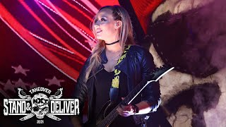 Nita Strauss Wants To Wrestle For WWE, Team Up With Becky Lynch