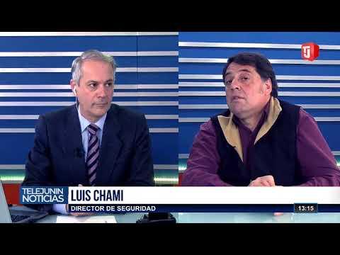 Luis Chami, en TeleJunín