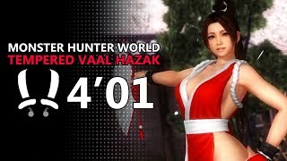 Mai Shiranui Vs Tempered Vaal Hazak