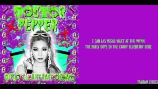 lời dịch bài hát dr pepper diplo