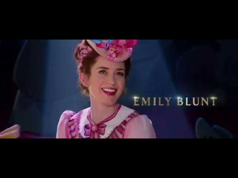 Amerikaanse fantasy-musicalfilm 'Mary Poppins Returns' in De Meerpaal