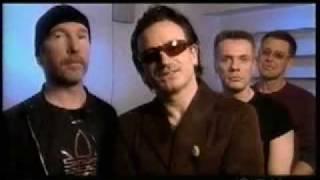 U2 - Daniel Lanois Tribute (funny)