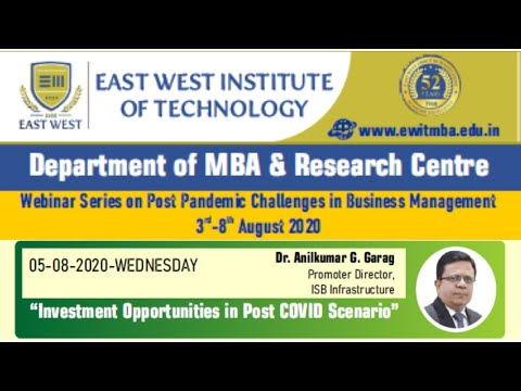 , title : 'Investment opportunities in Post Covid era
