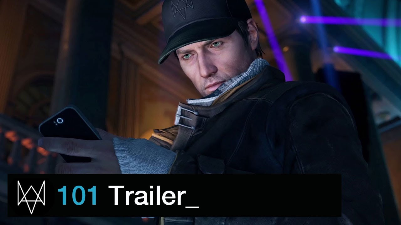 Think Twice Before Pirating Watch Dogs