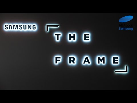 "Samsung The Frame UE55LS003 (55"", 4K, LCD, 2017)"