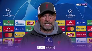 We did not deserve much from the game - Klopp reflects on Real defeat