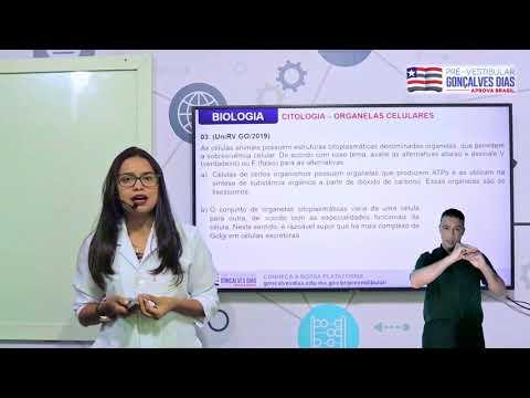 Aula 04 | Citologia - Parte 03 de 03 - Exercícios Resolvidos - BIOLOGIA