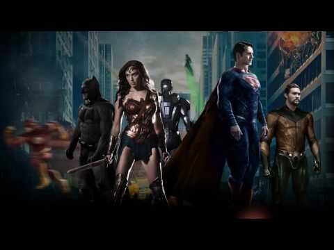 Soundtrack Justice League (Theme Song) - Musique  film Justice League (2017)