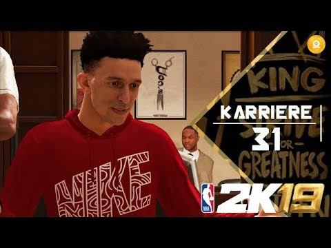 UNSER ERSTER SCHUH-CONTRACT - MyCareer [031] • LETS PLAY | NBA 2K19 - The Way Back