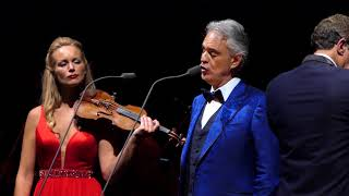 Andrea Bocelli - Speak, Softly Love (Godfather Theme, Live from the Moda Center, Portland)