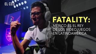 FATALITY: México es el rey de los videojuegos en latinoamérica