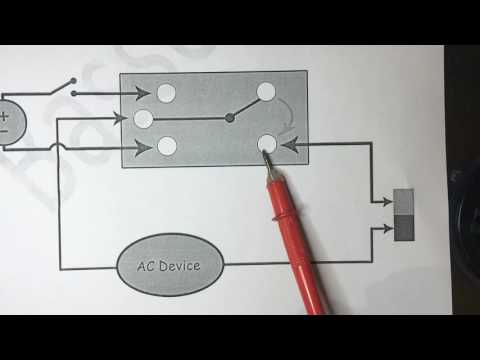 DIY| Controlling AC Devices by 5V Relay