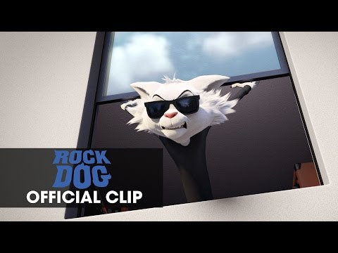 Rock Dog (Clip 'The Gates Are Closing')