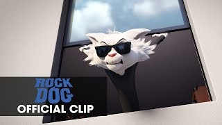 "Rock Dog (2017 Movie) – Official Clip ""The Gates Are Closing"""